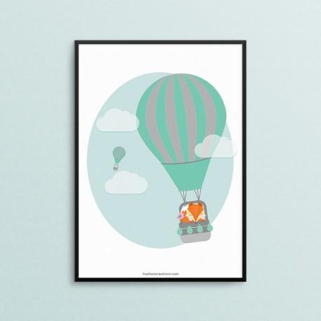Balony Mięta