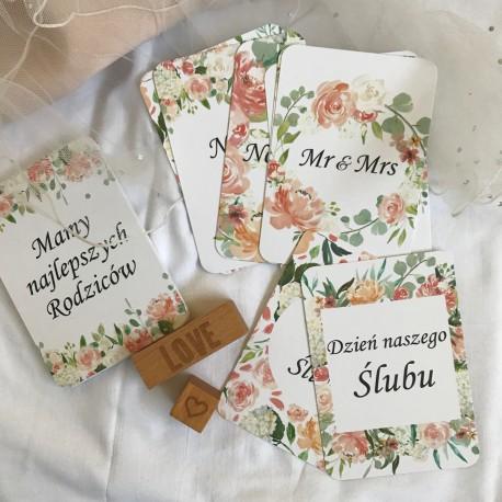 Karty Ślubne